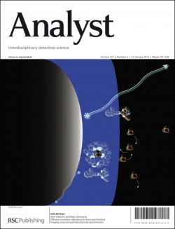 Analyst, 2012, Issue 2 front cover