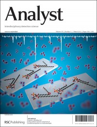 Front cover image, Analyst, Volume 137, Issue 5