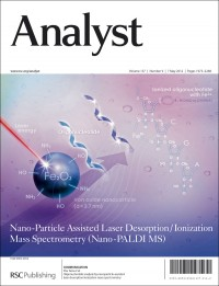 Analyst, 2012, Vol. 137, Issue 9, front cover