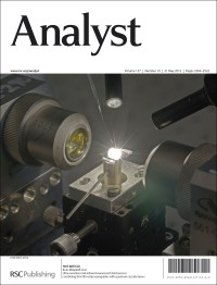 Analyst 2012, Issue 10, front cover
