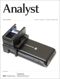 Analyst, 2012, Vol 137, Issue 11, inside front cover