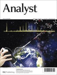 Analyst, 2012, Vol 137, Issue 11, front cover