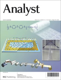 Analyst 2012, Issue 12, front cover