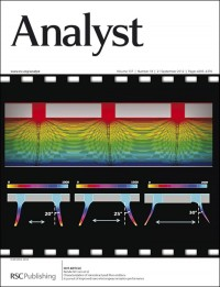 Analyst 2012, Issue 18, inside front cover