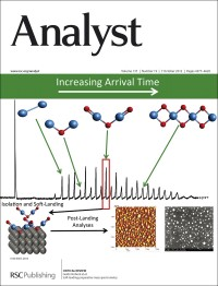 Analyst, 2012, Vol. 137, Issue 19, inside front cover
