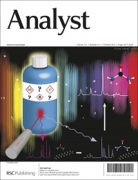 Analyst, 2012, Vol. 137, Issue 19, front cover