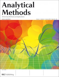 Analytical Methods cover image