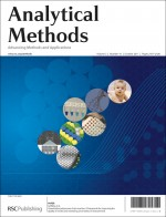 Analytical Methods, 2011, Issue 10 front cover