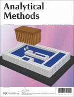 Analytical Methods Issue 12 front cover