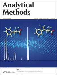 Inside front cover image, Analytical Methods, Volume 4, Issue 2