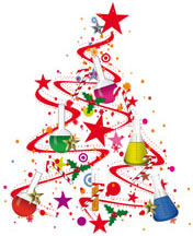 Image result for Science Christmas