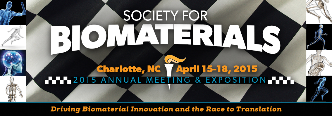 Society for Biomaterials 2015