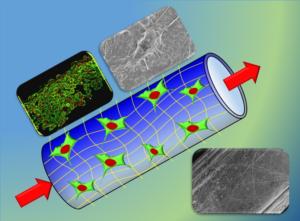 3D multiscale fiber matrices
