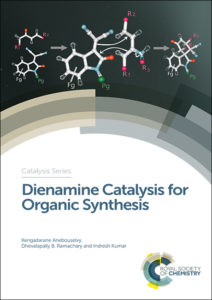 Front cover of Dienamine Catalysis