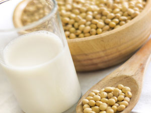 For carbon nanodots, simply heat soy milk for three hours. The milk undergoes carbonisation, surface functionalisation and doping