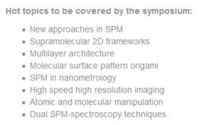 Hot topics to be covered in the symposium