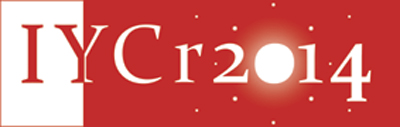 2014 is the International Year of Crystallography