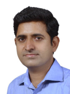 C Malla Reddy, (IISER) Kolkata , CrystEngComm Associate Editor, Royal Society of Chemistry