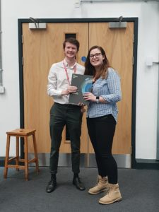 Royal Society of Chemistry Poster Prize Winner