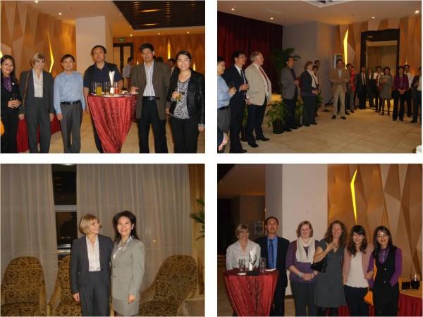 RSC reception Beijing
