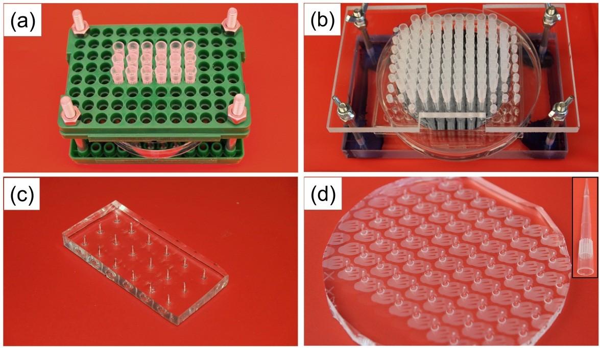 pics How to Fabricate Small Diameter Holes