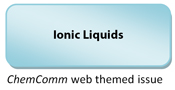 Ionic liquids ChemComm web themed issue