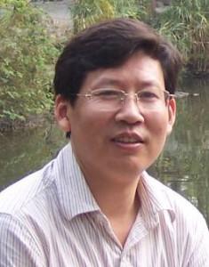 Photograph of Gaoquan Shi