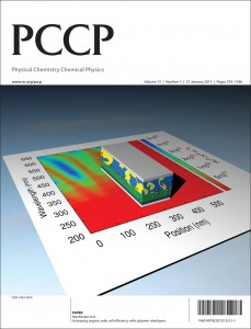 PCCP journal cover image
