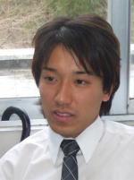 Photograph of Dr Yasuhide Inokuma