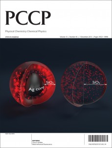 Metal Enhanced Fluorescence Editoral Cover