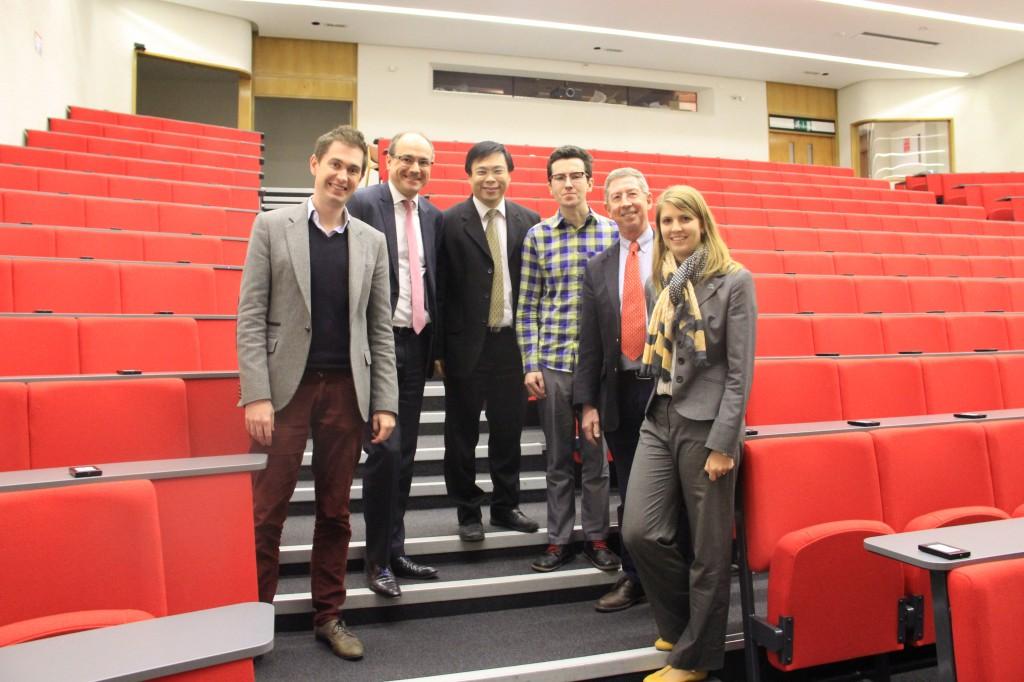 Faraday Discussions Award winners