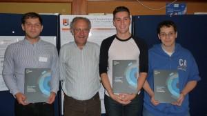 UKTC poster prize winners