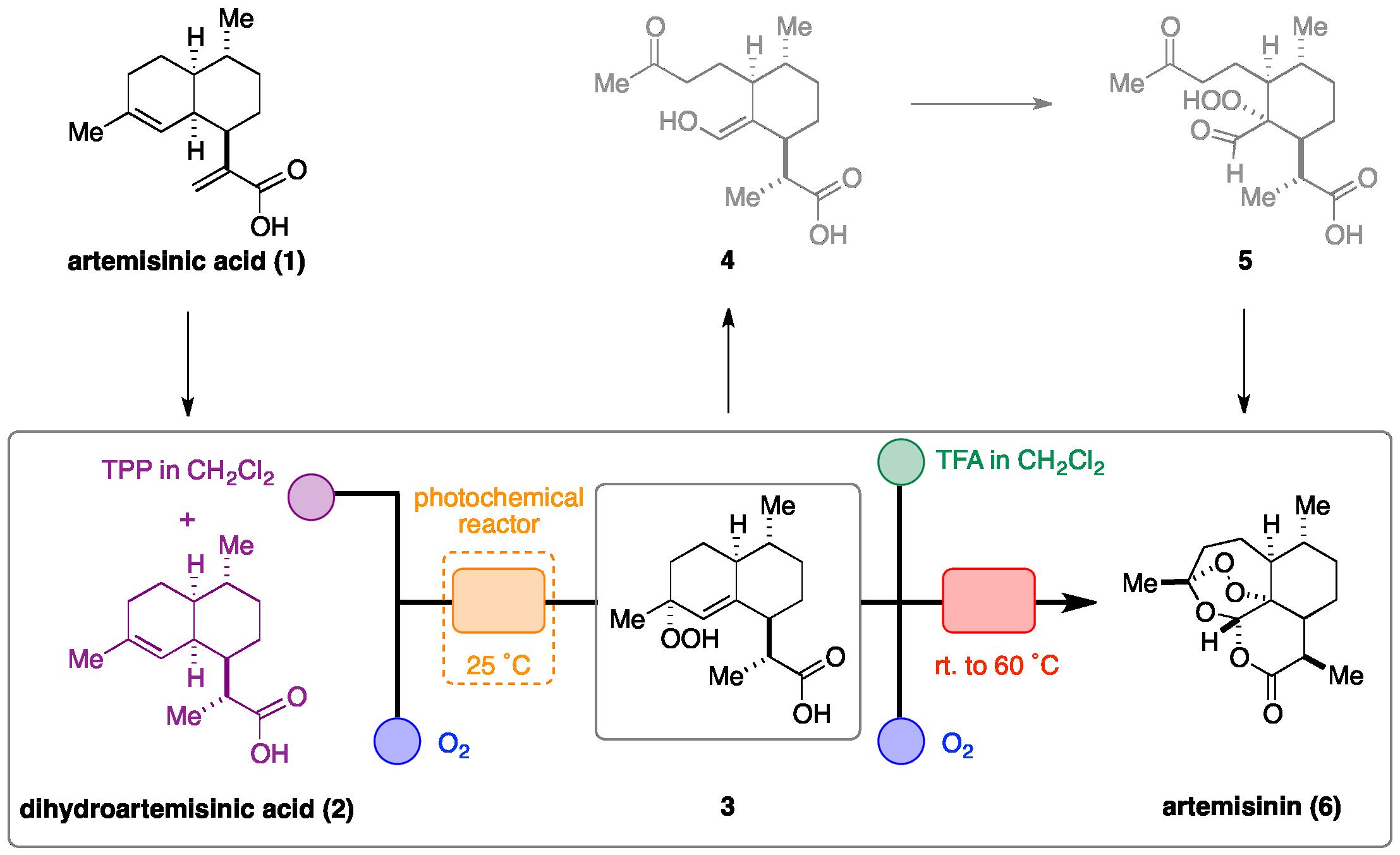 Artemisinin Malaria