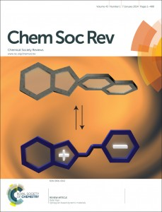 ChemSocRev journal cover image