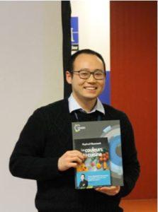 Ding Wang, École Polytechnique, Journées de Chimie de Coordination