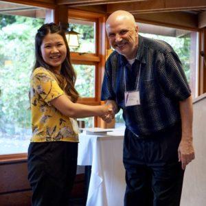 Aiko Kurimoto, Dalton Transactions Postwer Prize Winner BCIDW
