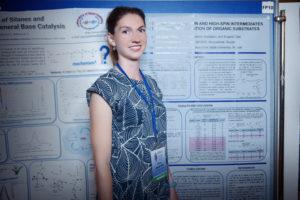 Alexandra Zima, Dalton Transactions Poster Prize Winner