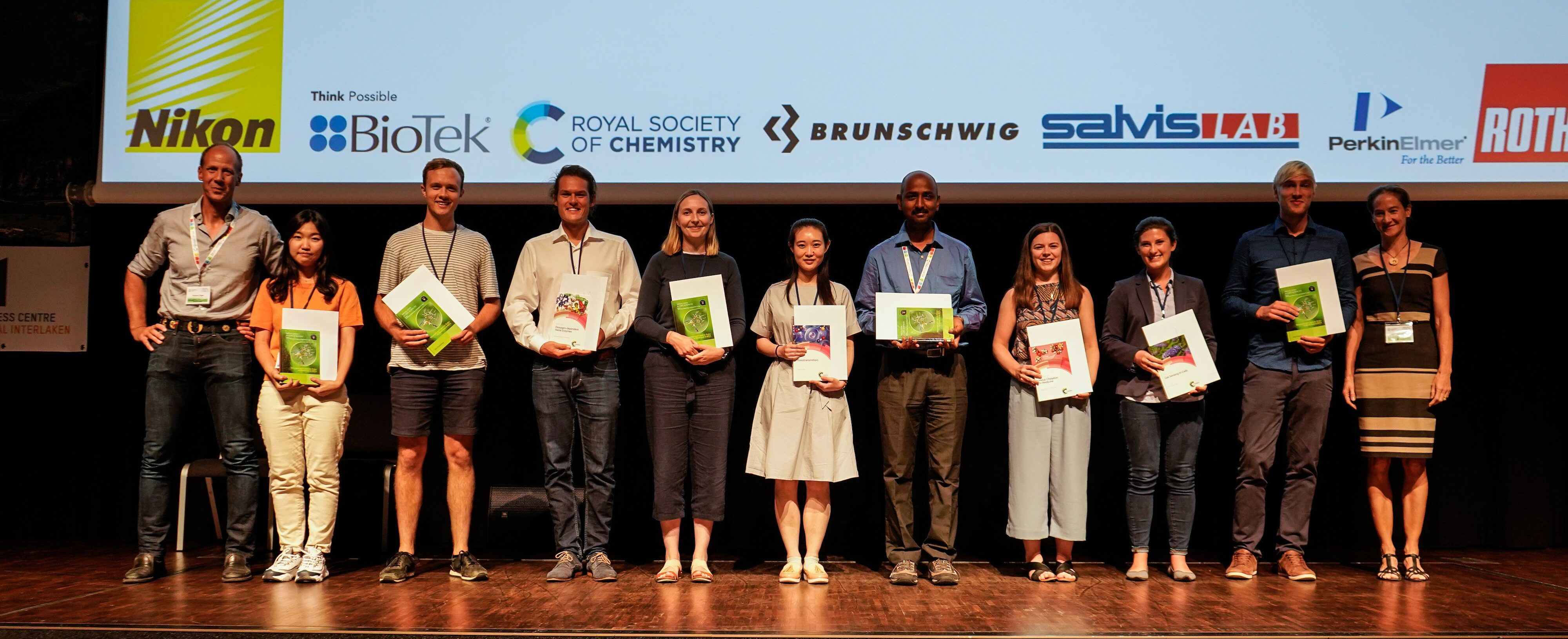 ICBIC-19 Poster Prize winners