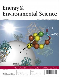 Energy and Environmental Science Journal Cover