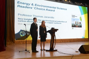 Presentation of EES readers choice lectureship
