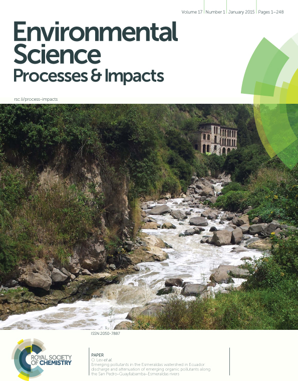 Environmental Science: Processes & Impacts