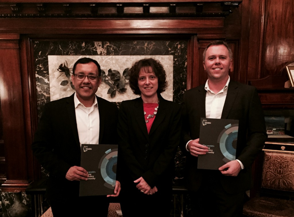Winners of the SNO 2015 Award