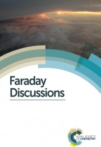 Faraday Discussions journal cover image