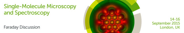 Single-molecule microscopy and spectroscopy. 14-16 September 2015. London, UK.