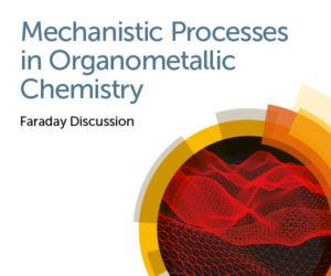 Mechanistic processes in organometallic chemistry