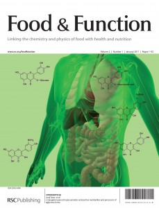 Food & Function Volume 2 Issue 1