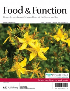 Plant Food Supplements Cover