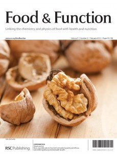 Food & Function Issue 2 cover