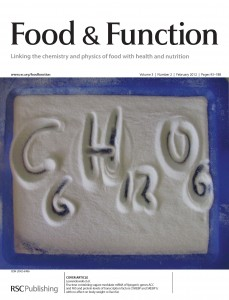 Food & Function Issue 2 inside cover