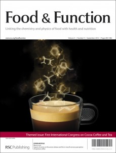 CoCoTea themed issue front cover